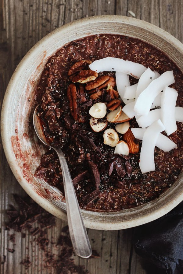 Coconut-Chocolate-Quinoa
