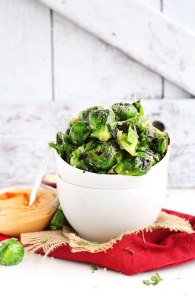 crispy-roasted-brussels-sprouts-with-spicy-sriracha-aioli-the-perfect-healthier-appetizer-or-side-dish-vegan-glutenfree-healthy-appetizer-minimalist-baker