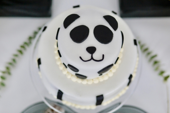 PandaPartyTorte